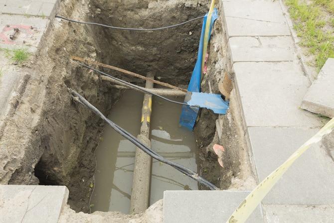 Water Main Repair