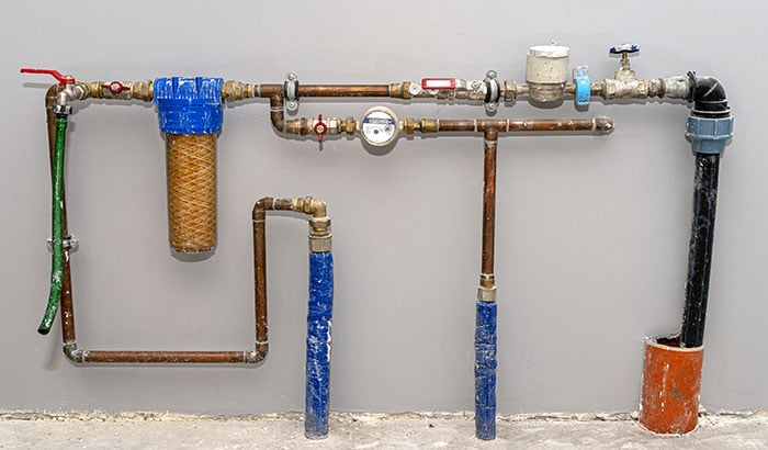 Replacing Water Mains From Meter To House - Quick Quality Plumbing